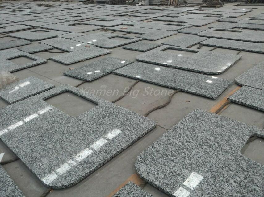 Seawave White Granite Countertop