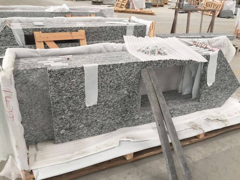 Surt white granite top