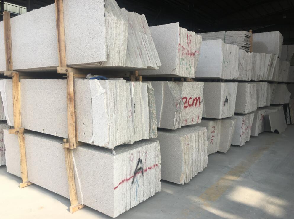 Spring Red Granite Slabs