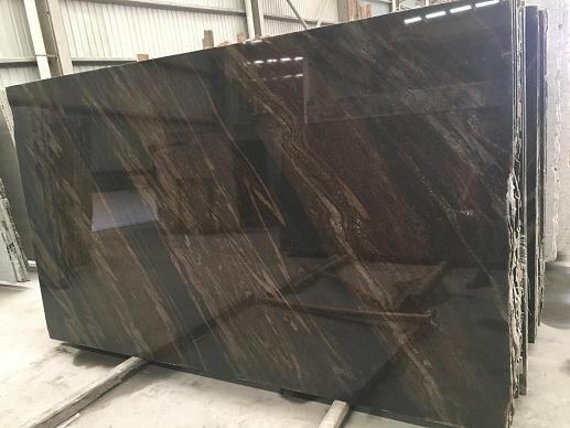 Sri Lanka Brown Granite Slabs