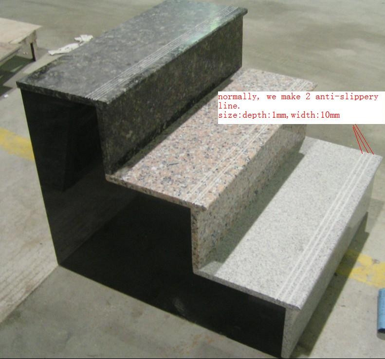 Competitive Granite Stairs from Chinese Direct Supplier