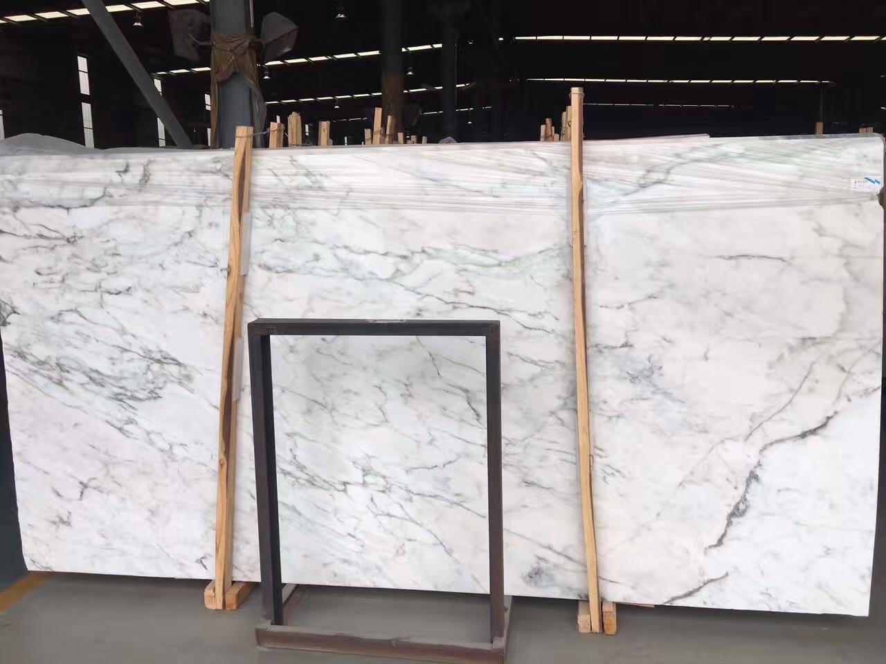 White Marble-White Jadeite Slab