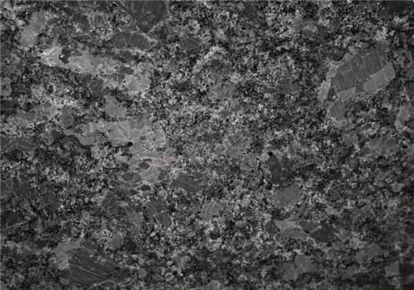 Steel Grey Granite Stone 2cm and 3cm Tiles India Gray Granite for Flooring and Walling
