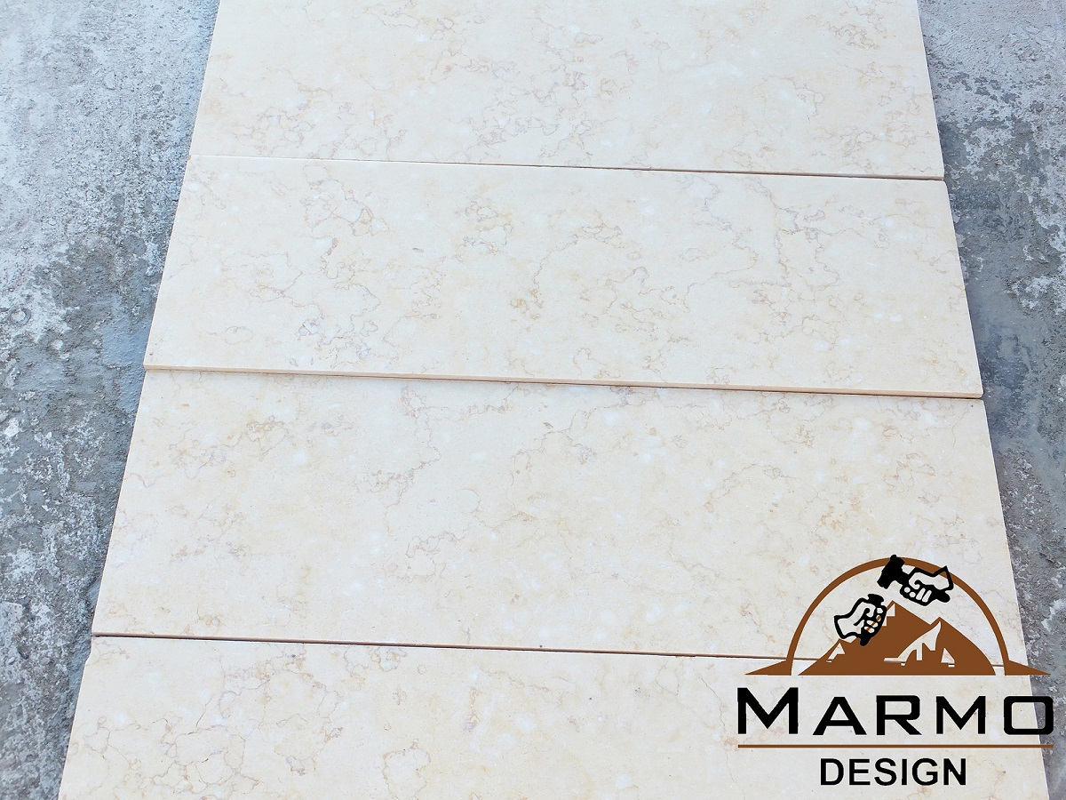 Sunny Light Flooring Marble Tiles