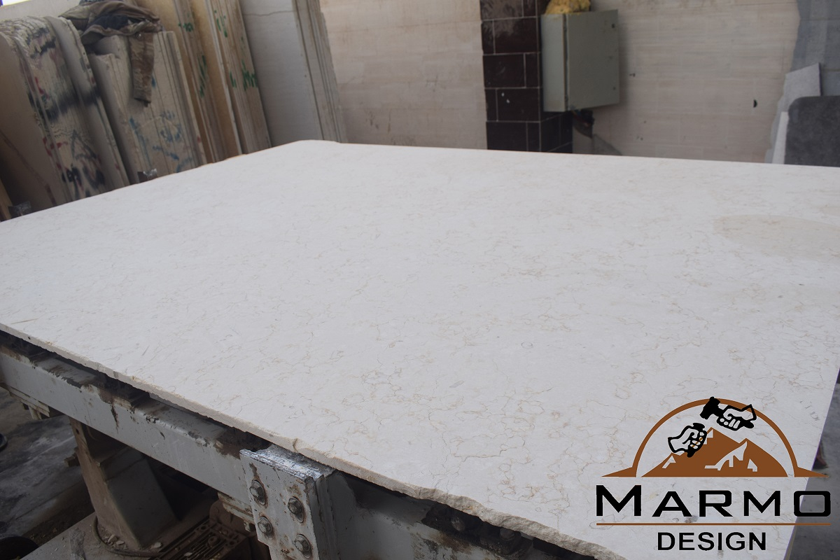 Sunny Light Slabs Beige Egyptian Marble Slabs