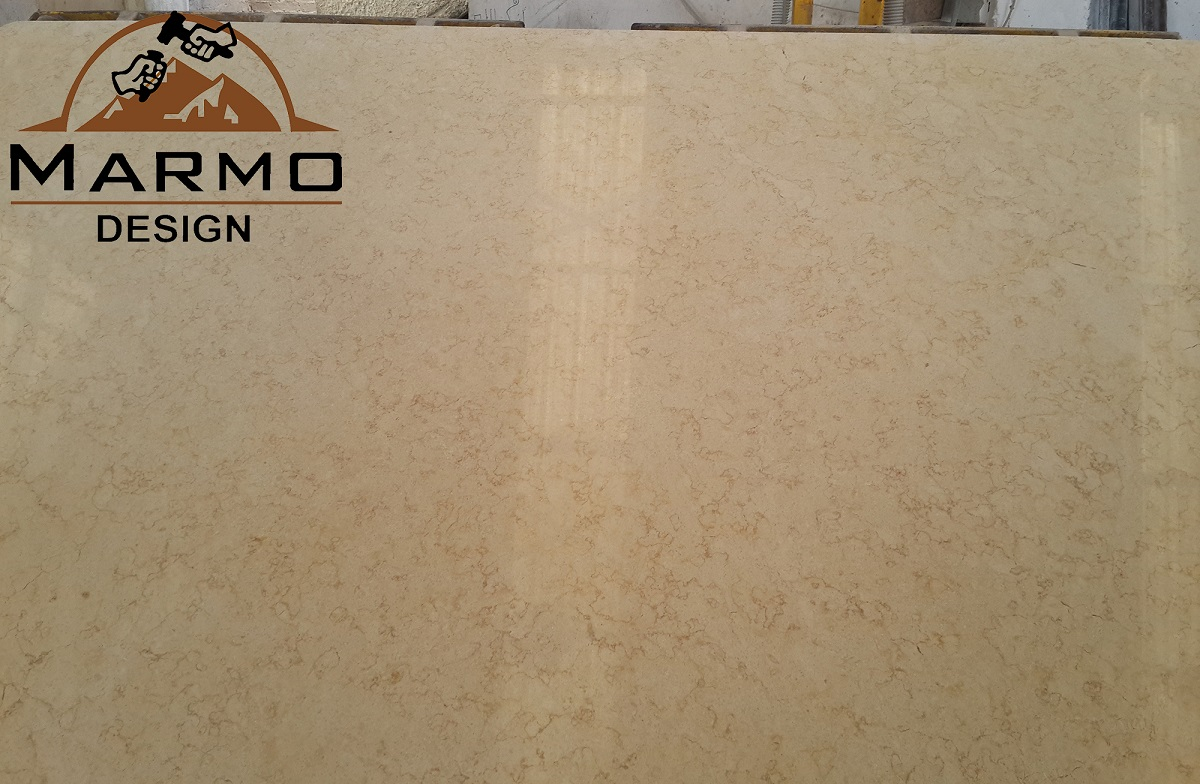 Sunny Medium Marble Polished Slabs