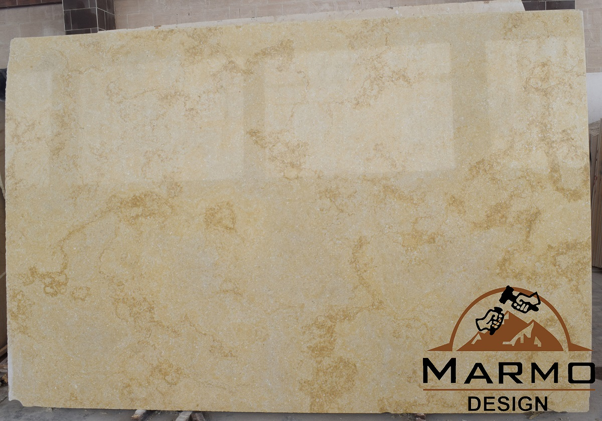 Sunny Menia Marble Polished Beige Marble Slabs