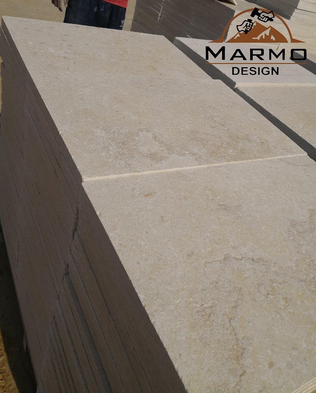 Sunny Menia Marble Bushhammered Marble Tiles