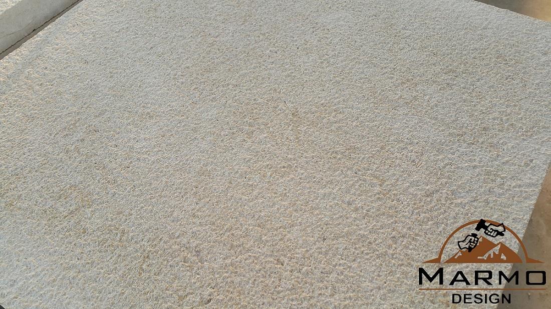 Sunny Menia Marble Bushhammered Beige Marble Tiles