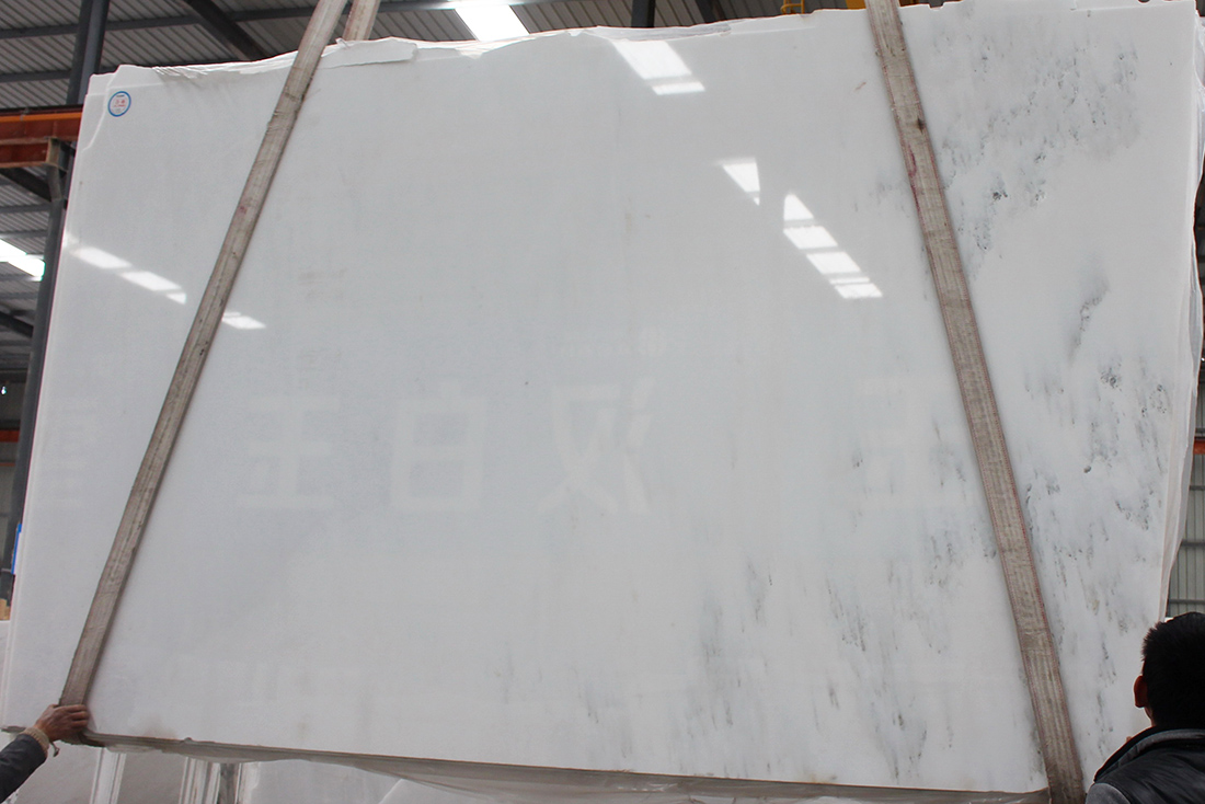 Sichuan Crystal White Marble Slabs & Tiles  China Crystal White Marble Slabs & Tiles
