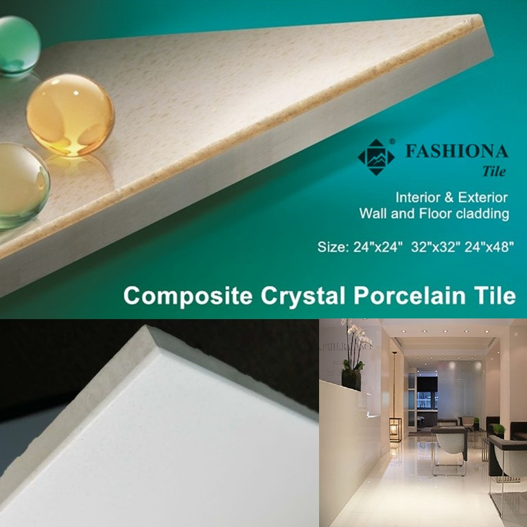 Composite Crystal Porcelain Tile