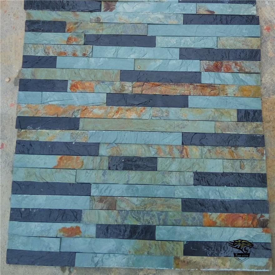 TPM2 Green Walling Slate Culture Stone