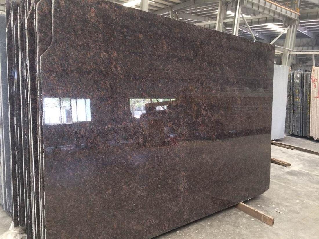 Tan brown slab