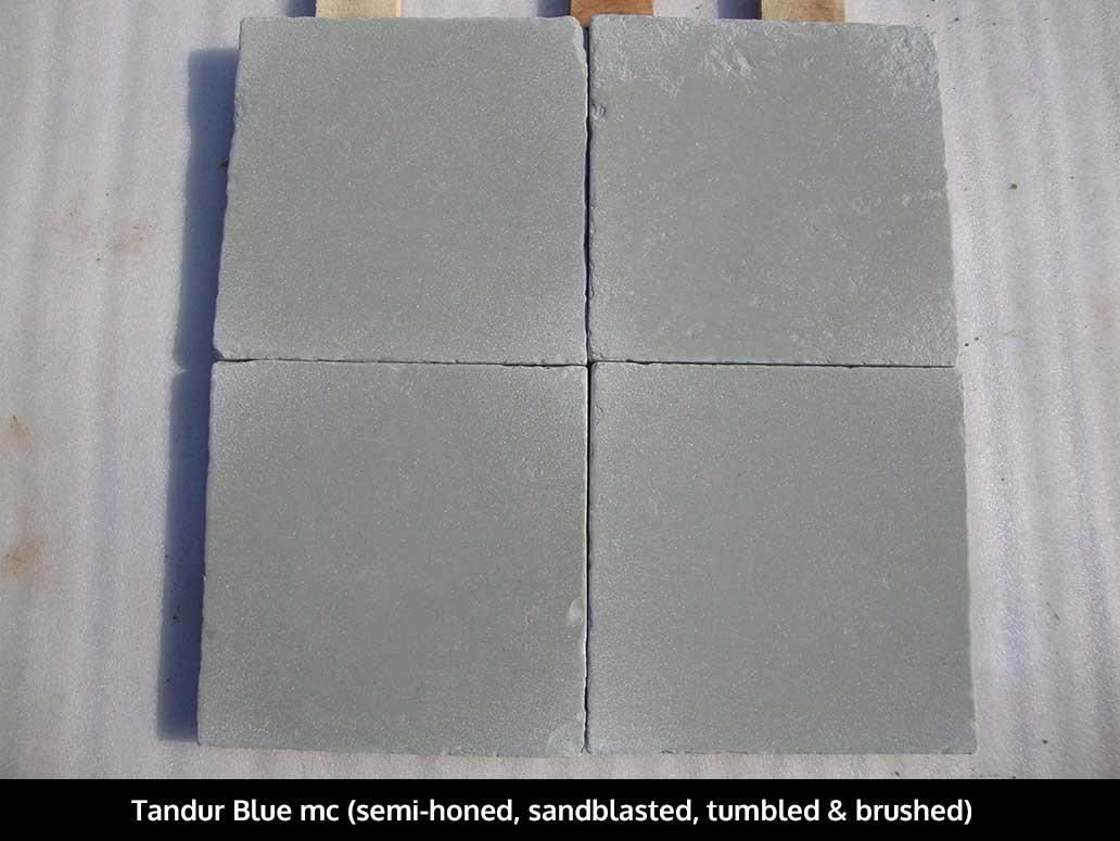 Tandur Blue Limestone Tiles