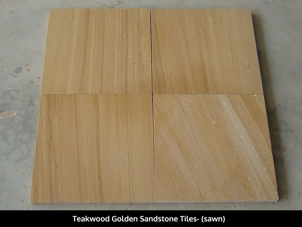 Teakwood Golden Sandstone