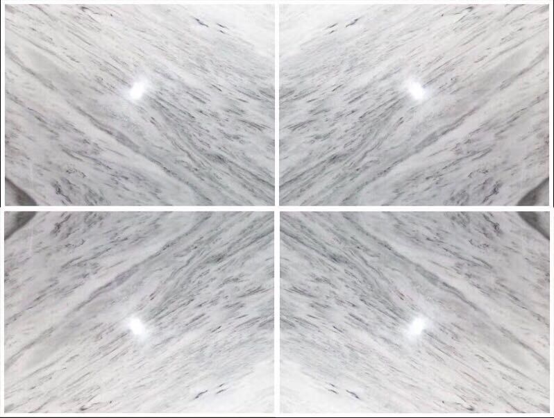 Telas White Marble Polished  Slabs