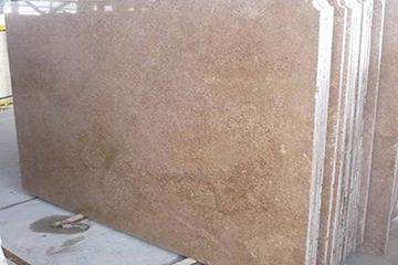 Noce Travertine Slabs Cross Cut