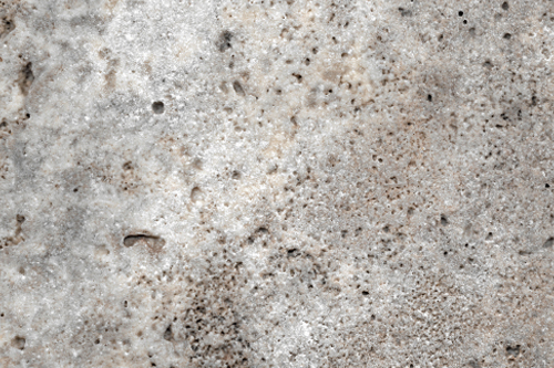 Sandblasted & Acid washed Silver Travertine