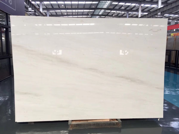New Greek Thassos Crystal White Marble Slabs