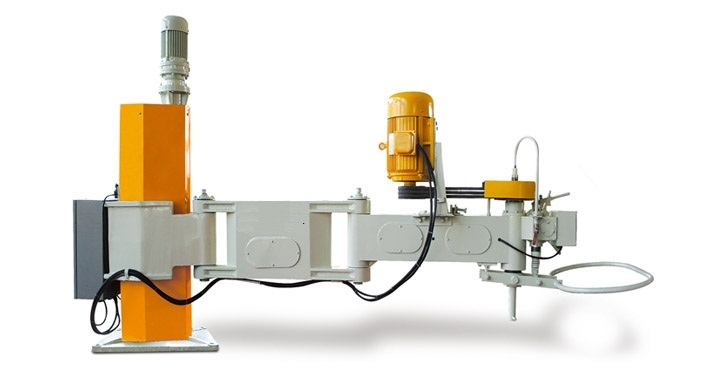 The hand-held polisher-Manual polishing machine