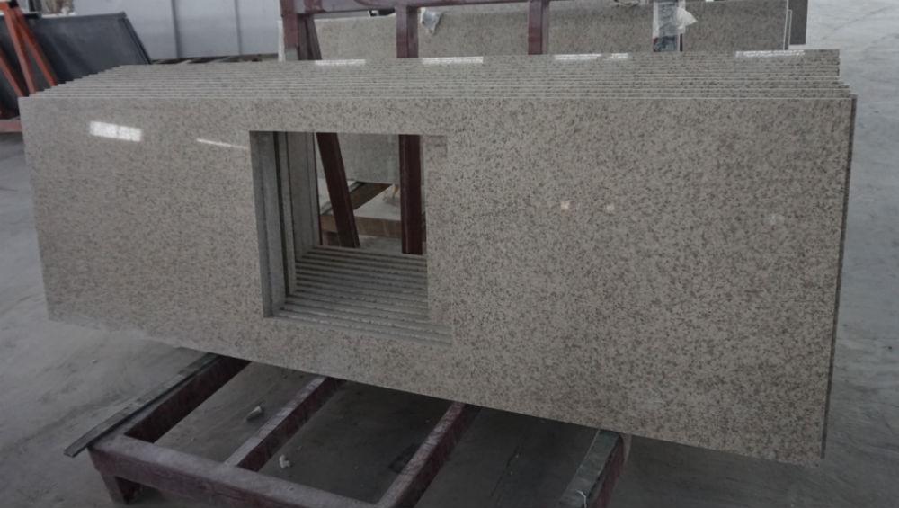 Tiger Skin White Granite Kitchen Countertop