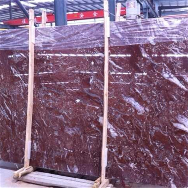 Polish Purple Marble Slab For Walling