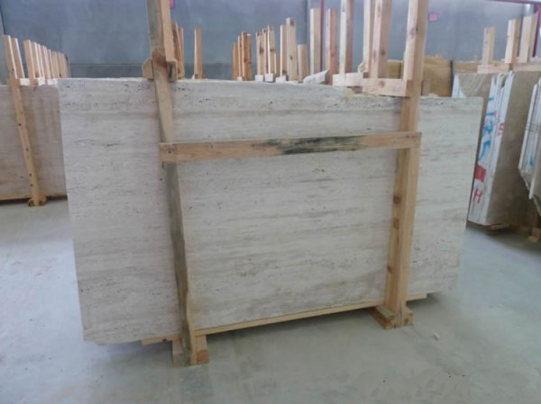 Travertine Slab from Turkey