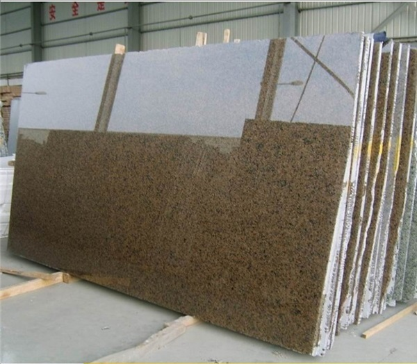 China Tropical Brown Granite