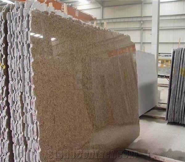 China Tropical Brown Granite