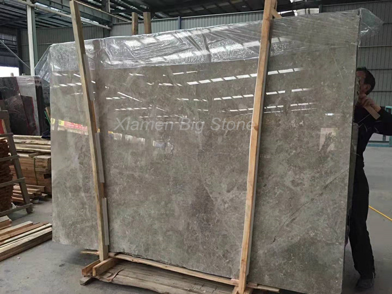 Turkey Tundra Grey Marble Slab
