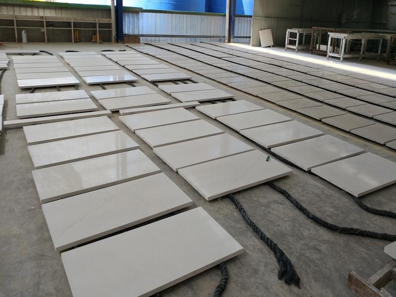 Turkey Beige Limestone Exterior Wall Caldding Tiles