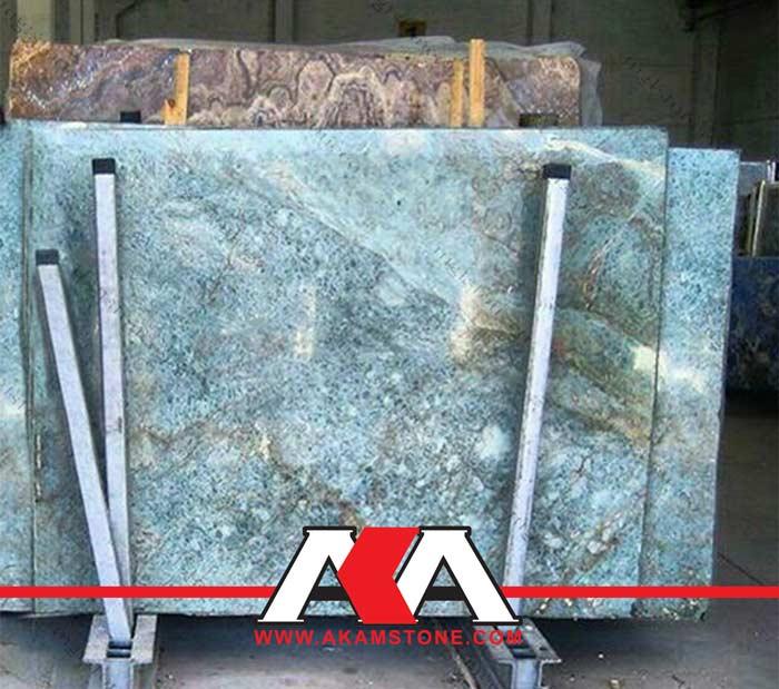 Turquoise Granite Slabs