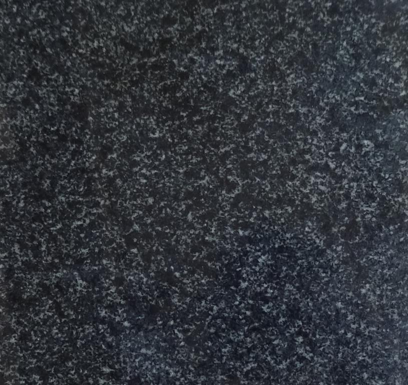 Polished Black Granite
