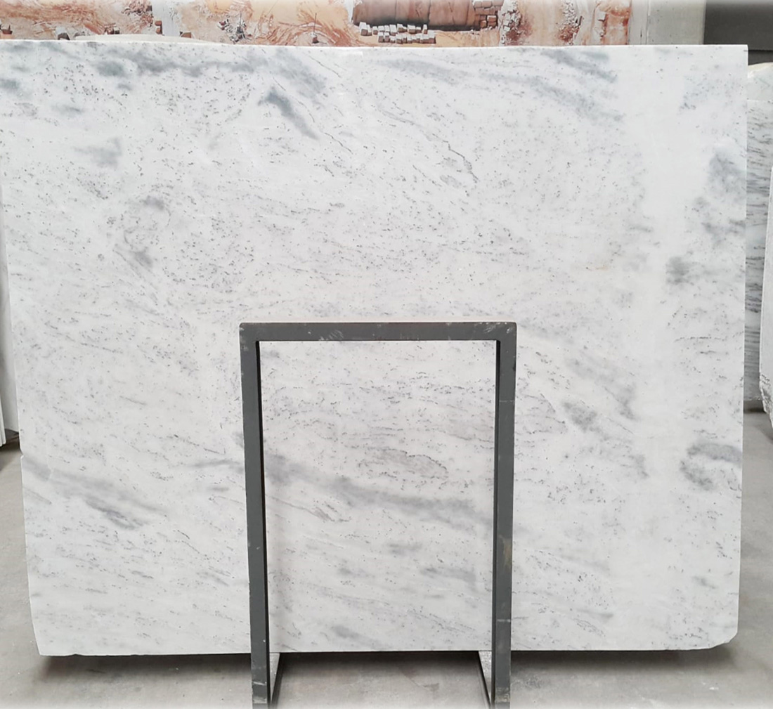 Turkish Uludag White Marble Slab