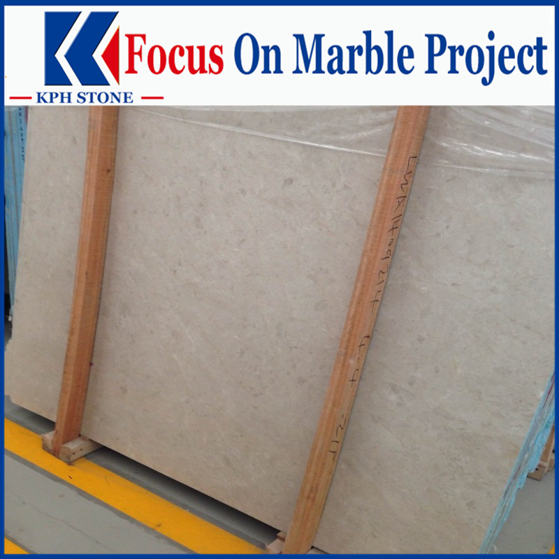 Ultraman Beige Marble Slabs for The Parisian Macao