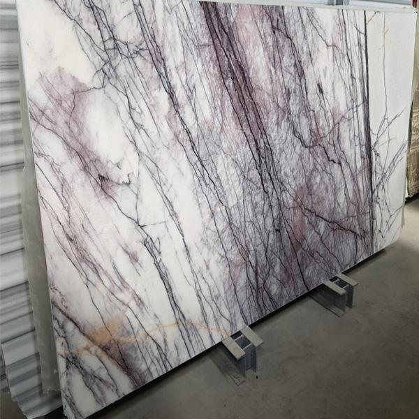 Lilac Marble slab