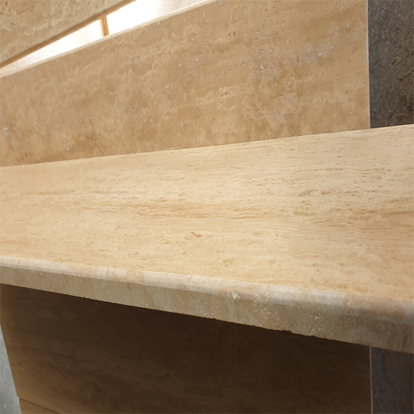 Turkish Travertine Steps