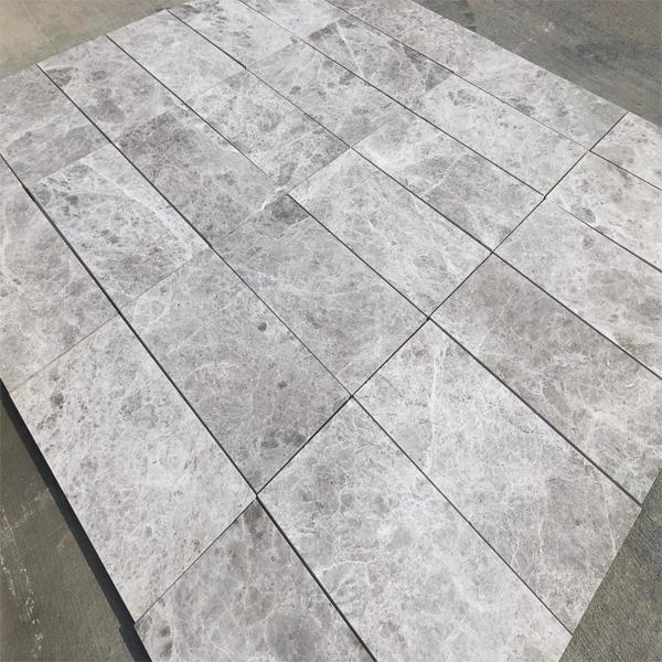 Tundra Grey Marble Tile