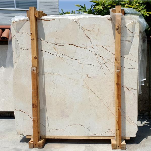 Turkish Sofita Beige Marble Slab