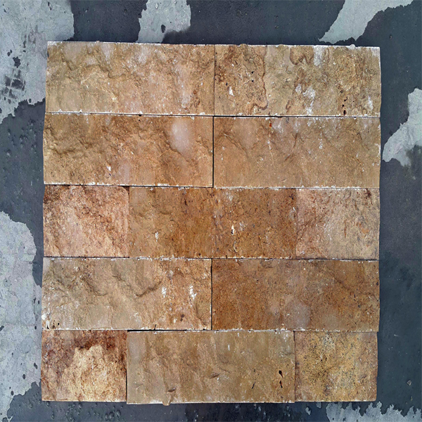 Turkish Travertine Split Face