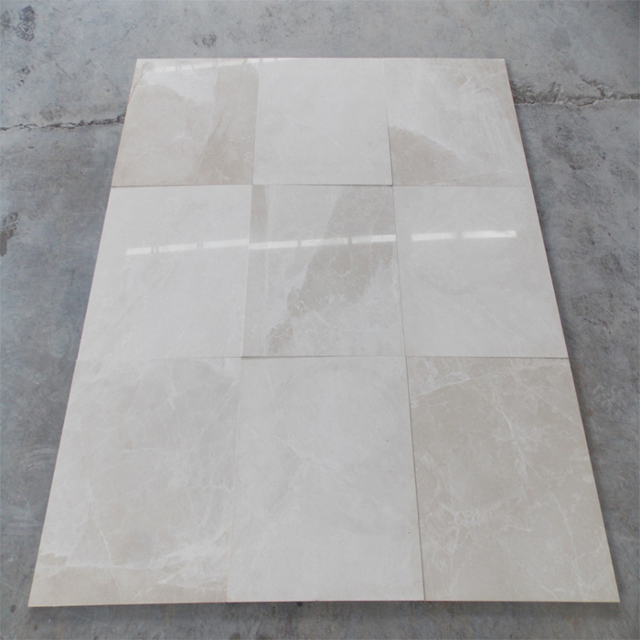 Turkish Light Beige Travertine Tile