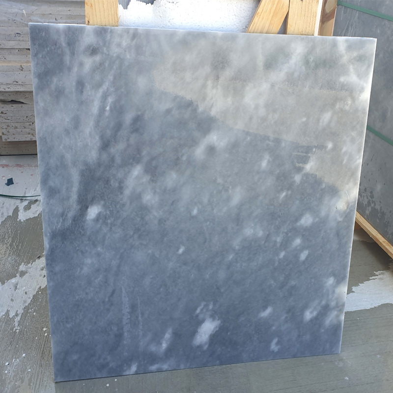 High Quality Polished Blue Stone Marble Slab