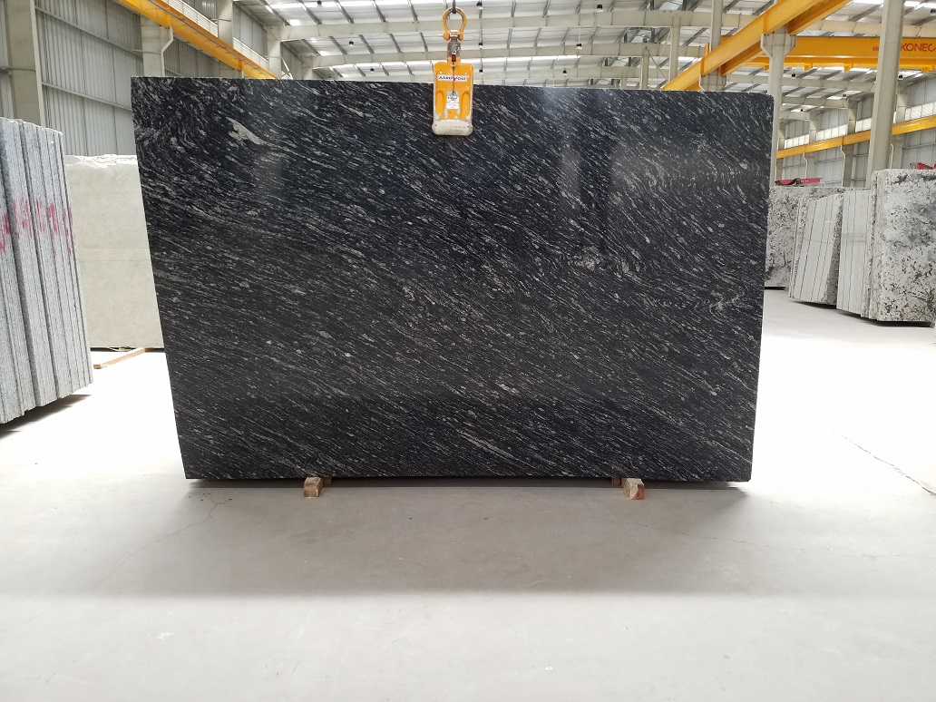 Black River Granite Polished Slabs