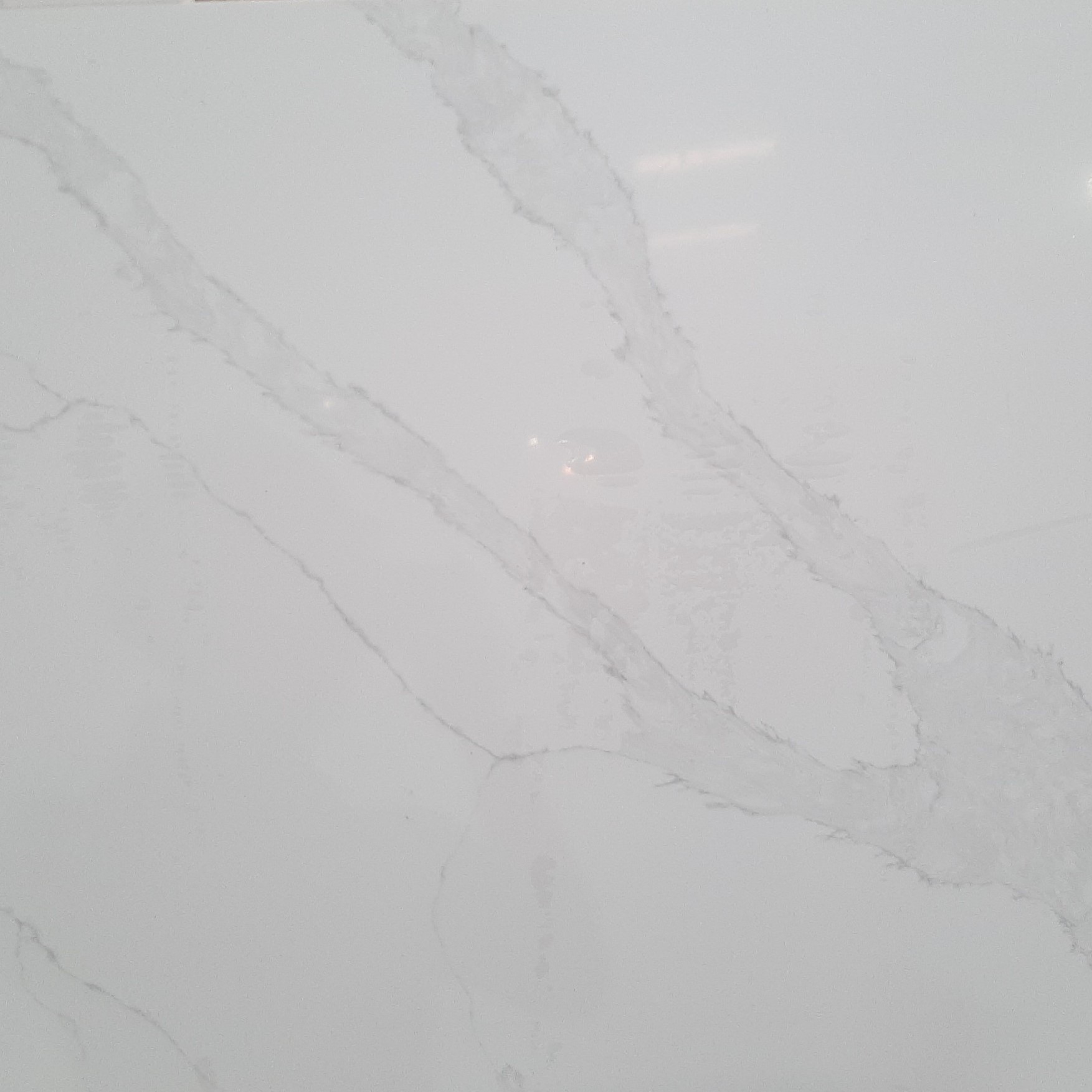 Engineered Quartz slab for Kitchen Countertops