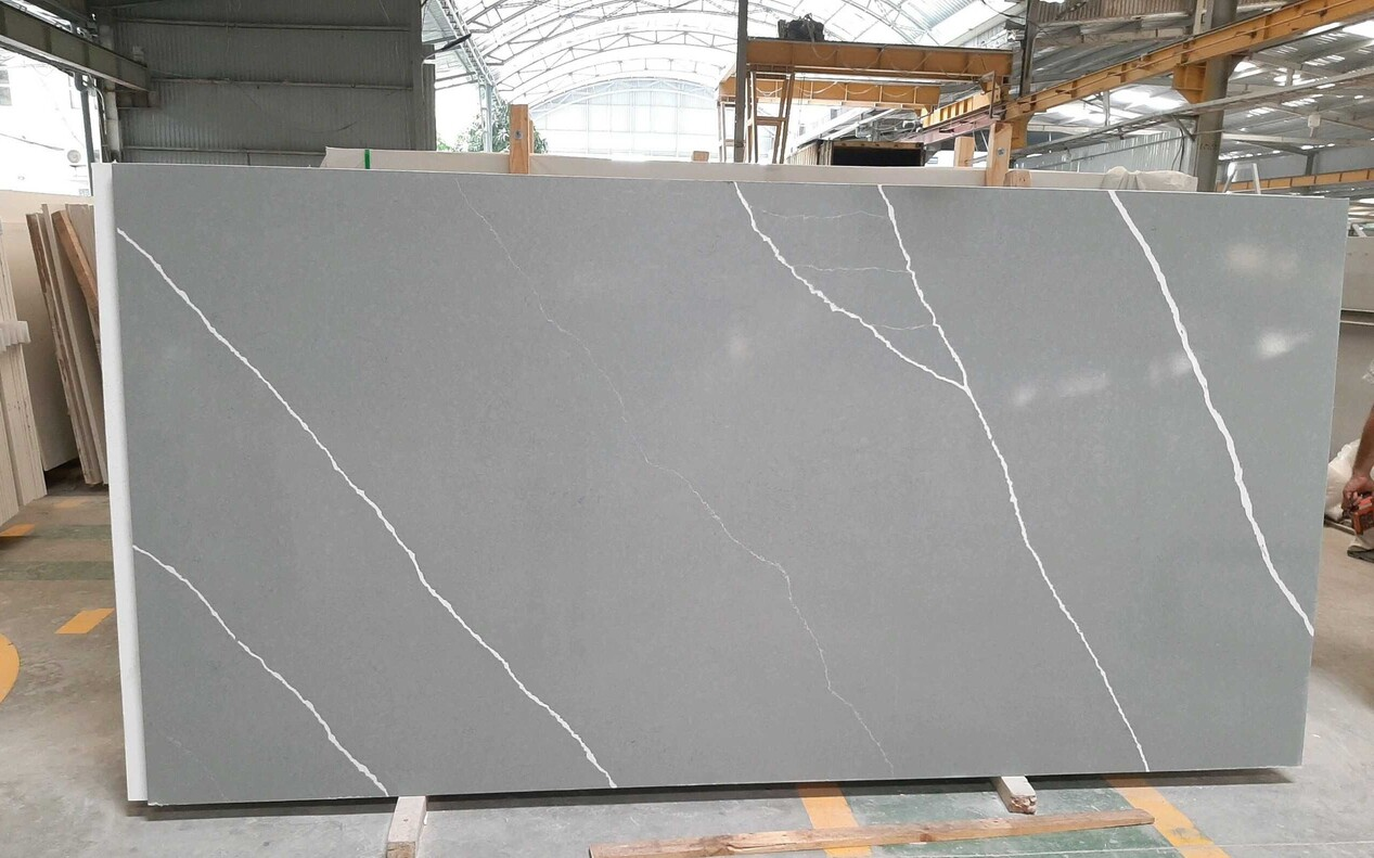 Marble look Engineered Stone from Manufacturer