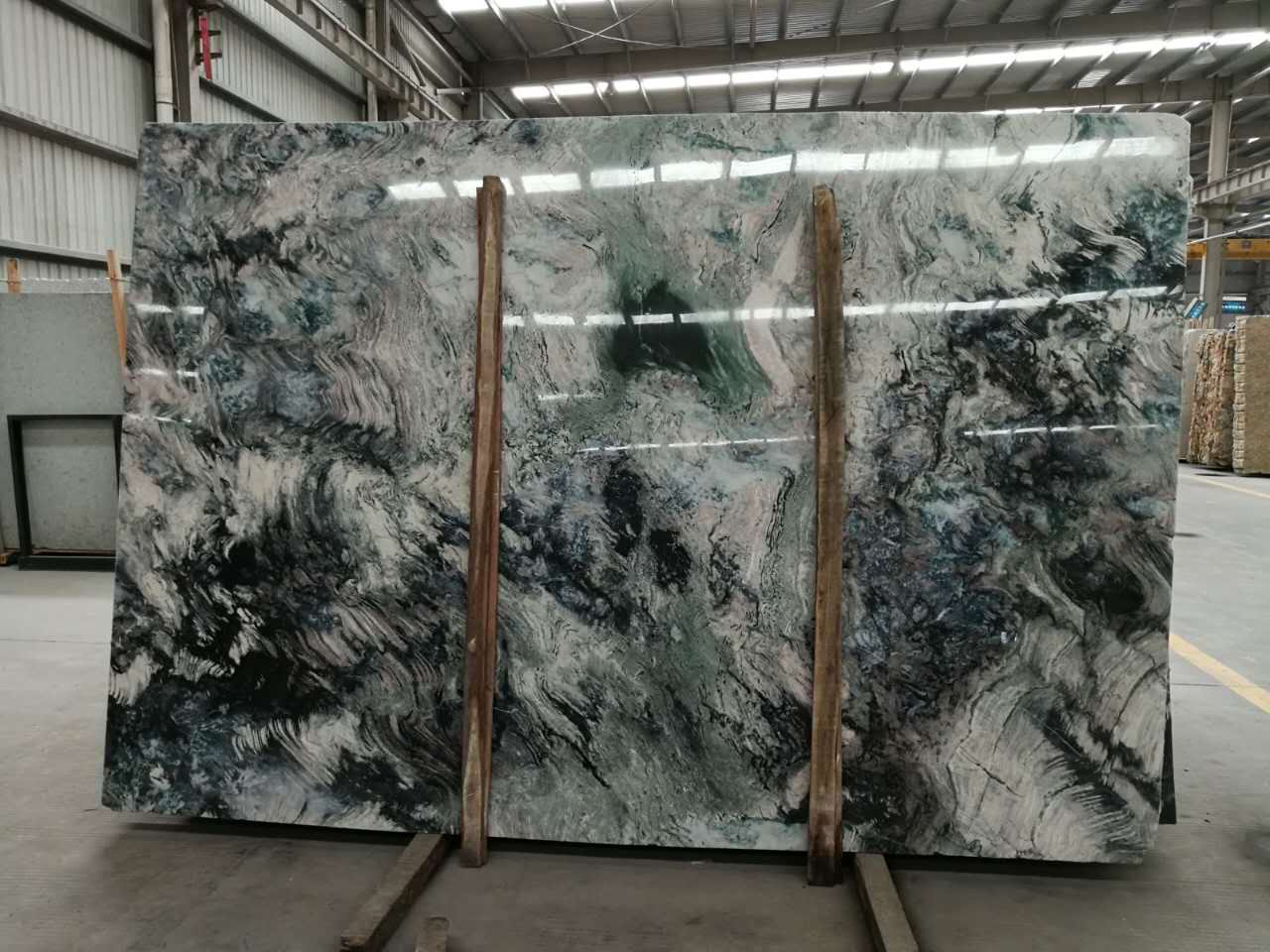 Green Valley  Green Orchid Granite