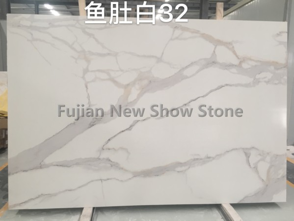 Artificial White marble
