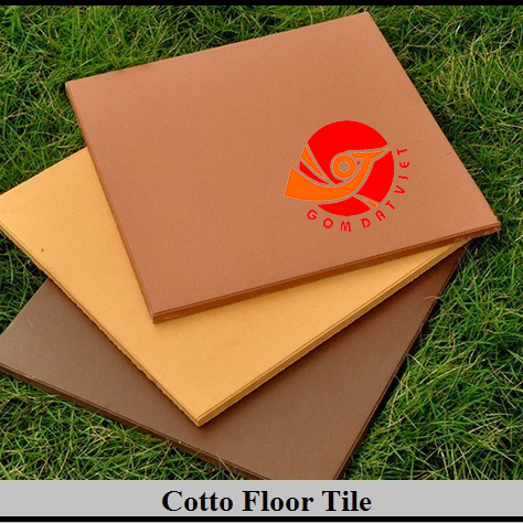 Vietnam Terracotta Floor Tiles  Non-Slip CLay Tiles