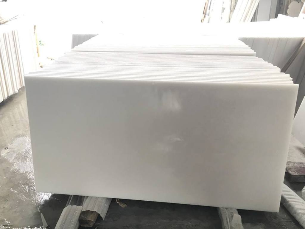 High Quality White Marble Slab
