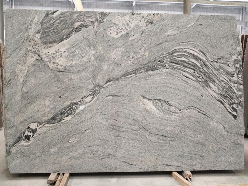 Viscont White Granite Slabs Tiles and Countertops
